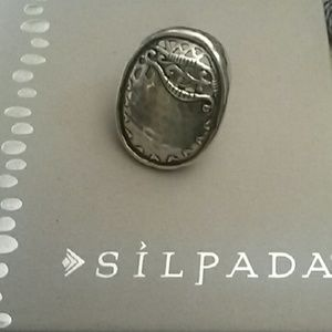 Silpada Reflection ring R2939